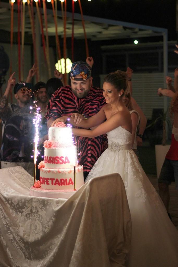 Boier Bibescu_tort nunta