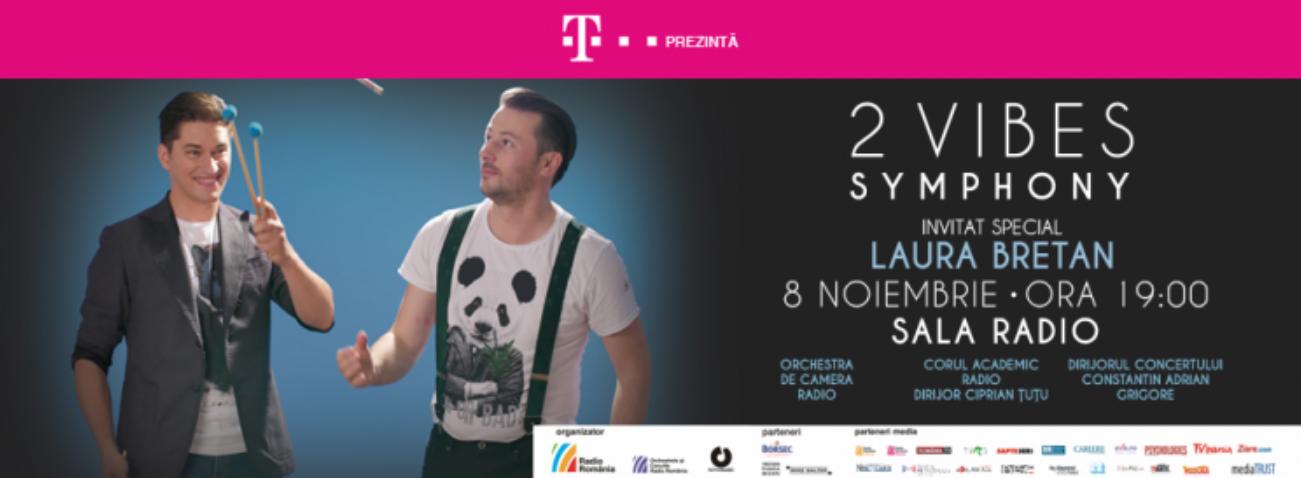 {focus_keyword} Telekom prezintă concertul 2Vibes Symphony – un spectacol pentru emoții și experiențe noi 2 vibes