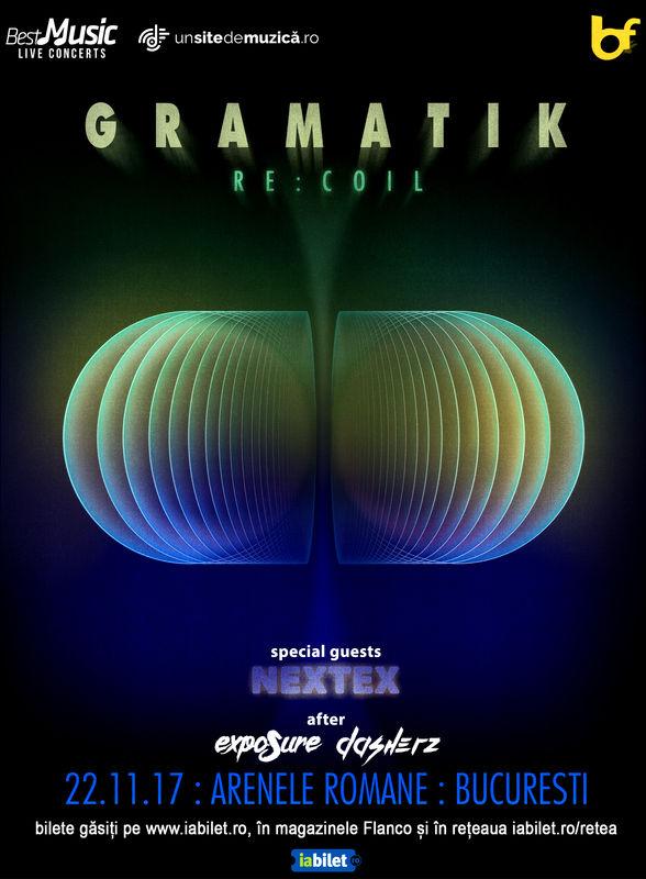 {focus_keyword} Gramatik la București: program și încă două nume pe afișul concertului 36412a4d e73c 4a9e b8e9 ce0f850b773c