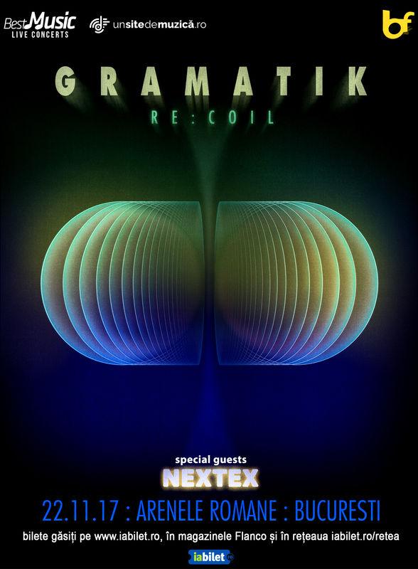 {focus_keyword} Gramatik la București: Ultimele 7 zile de Presale 8c367456 ac4b 4d60 a157 50792825003e