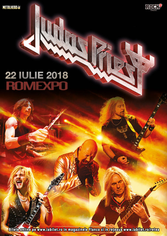 "{focus_keyword} Judas Priest - ""Firepower"" la București, pe 22 iulie la Romexpo 33e2dbbc 3e3b 4eb9 a71c ec2fb9573db7"