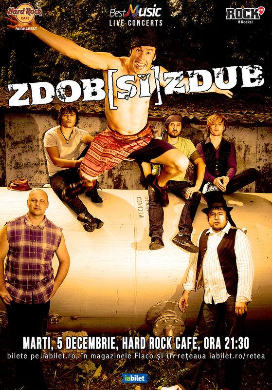 {focus_keyword} Zdob și Zdub la Hard Rock Cafe: Biletele cu loc la masă sunt sold out! bfc0a00d 756a 4bc5 9c0d 4be0eff7c55b 1