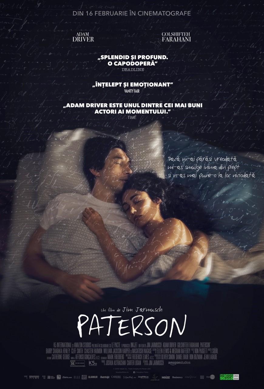 {focus_keyword} De Valentine's Day, un volum de poezie ține loc de bilet la filmul Paterson afis Paterson