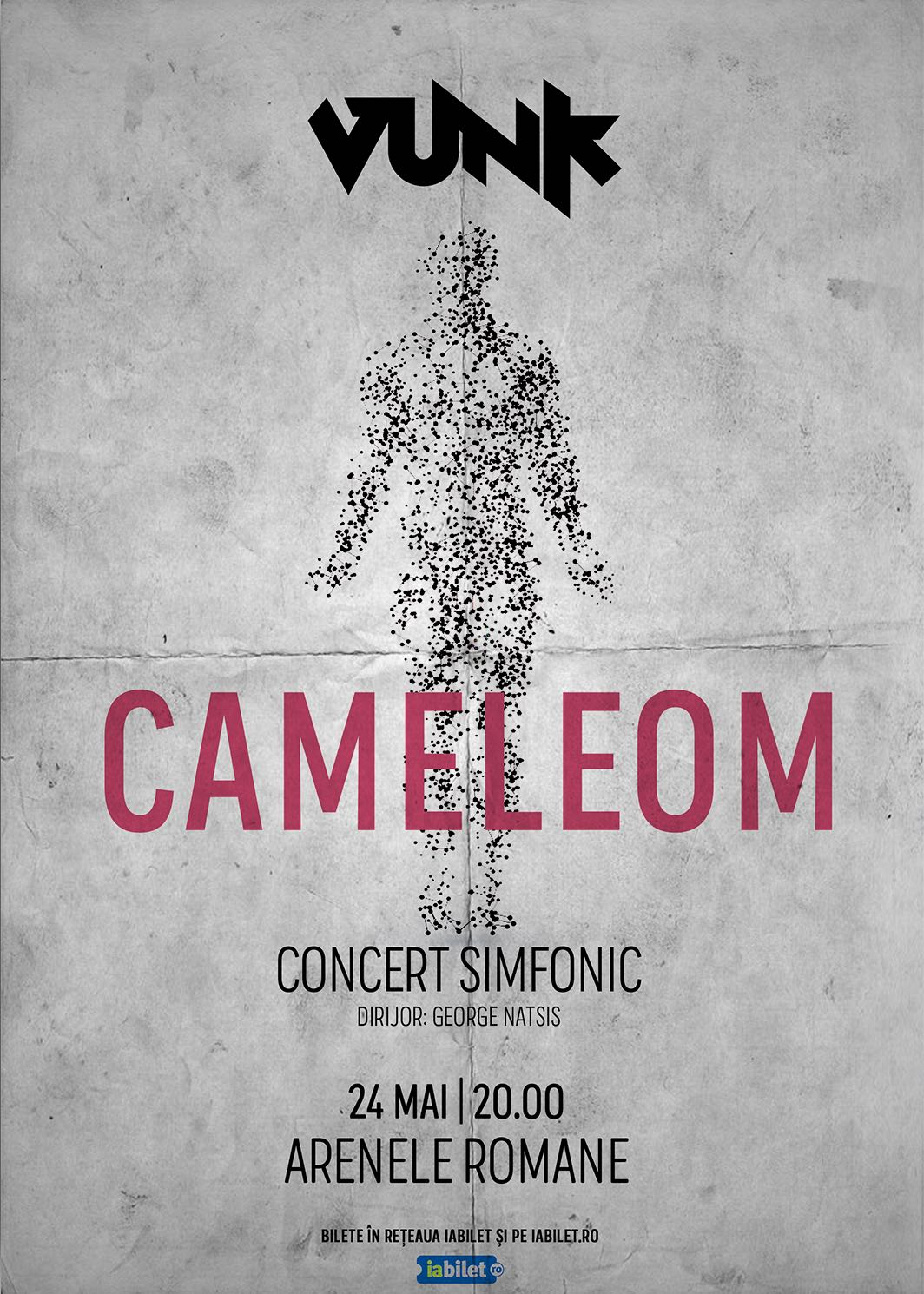 {focus_keyword} Trupa VUNK a descoperit o nouă specie de om: CAMELEOM! CAMELEOM