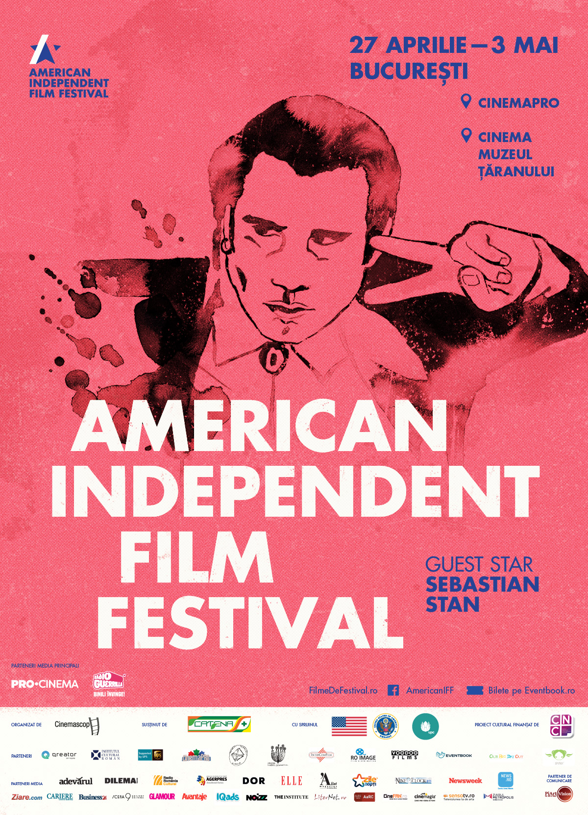 {focus_keyword} John Cassavetes, figură iconică a cinematografului independent american - retrospectivă la American Independent Film Festival American IFF18