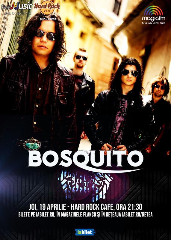{focus_keyword} Concert Bosquito pe 19 aprilie la Hard Rock Cafe d2dc0a3a a674 4adb a8f6 931b31826347