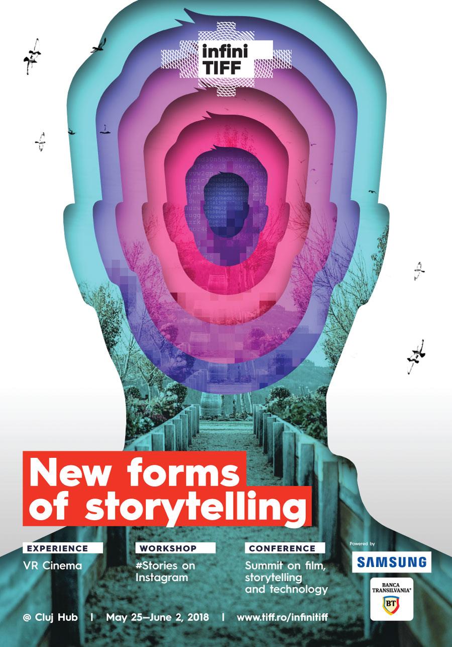 {focus_keyword} Revoluția storytelling-ului și dezvoltarea noilor tehnologii în domeniu, experimentate la infiniTIFF infiniTIFF 2018