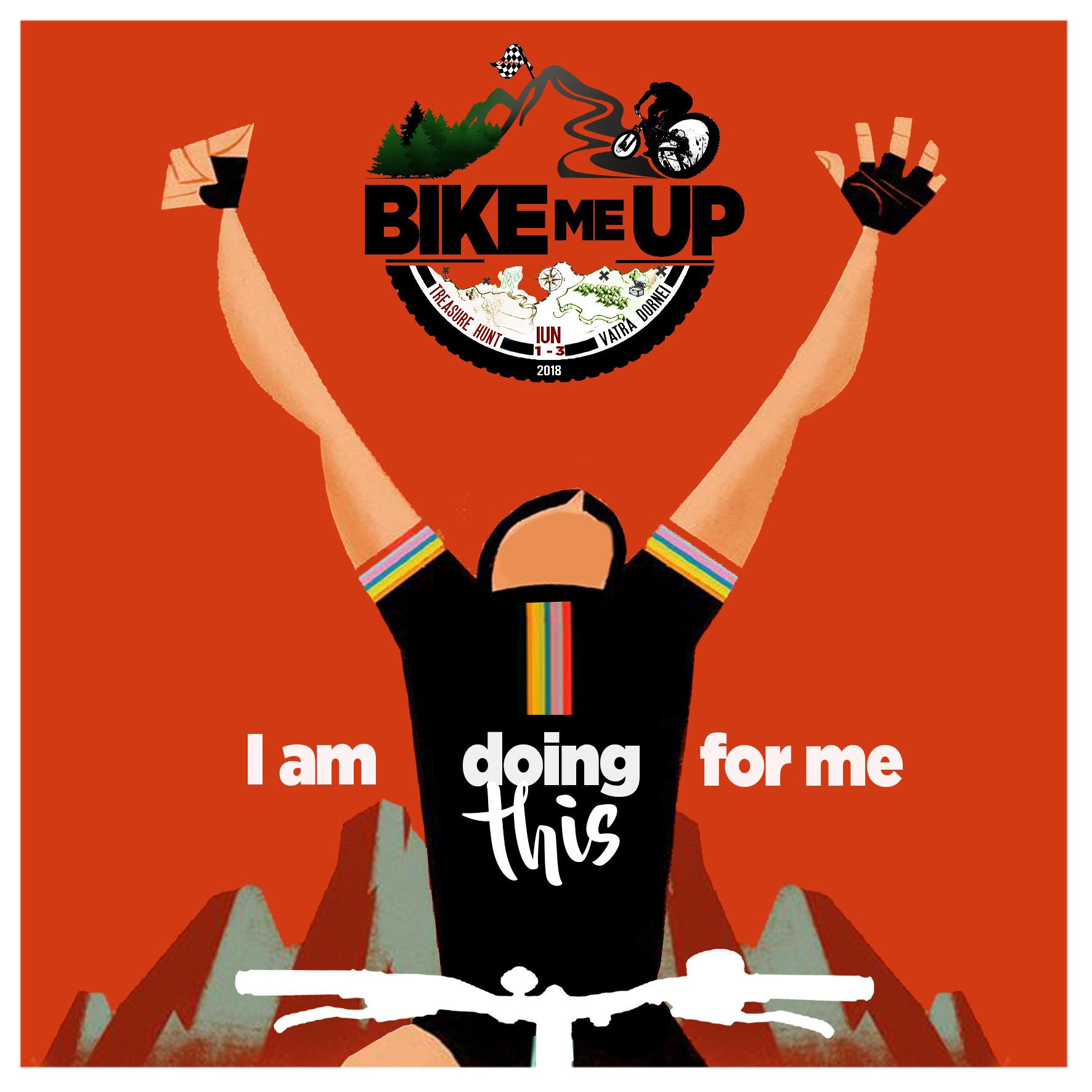 """{focus_keyword} """"Bike Me Up"""", primul festival din Vatra Dornei dedicat bicicliștilor cu peste 1000 de premii, are loc în perioada 1-3 iunie Bike me up"""