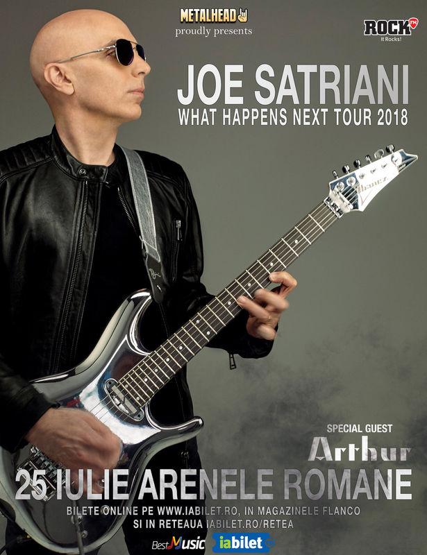 {focus_keyword} Joe Satriani la București: Program și Reguli de Acces a0d6601d b8c1 420c 844d 9ad6dd1111b9