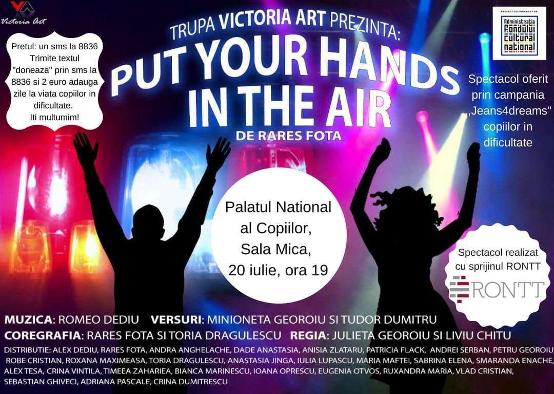 {focus_keyword} Musical cu și despre adolescenții din România, dedicat copiilor cu boli incurabile susținuți de Simona Halep juli5