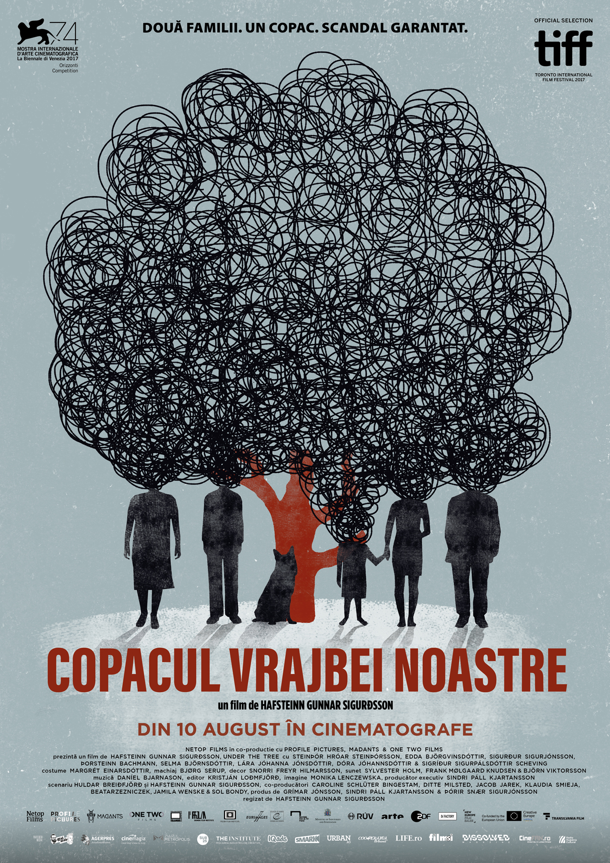 """{focus_keyword} """"Copacul vrajbei noastre"""" – un film despre rădăcinile discordiilor suburbane, din 10 august în cinematografe CVN POSTER"""