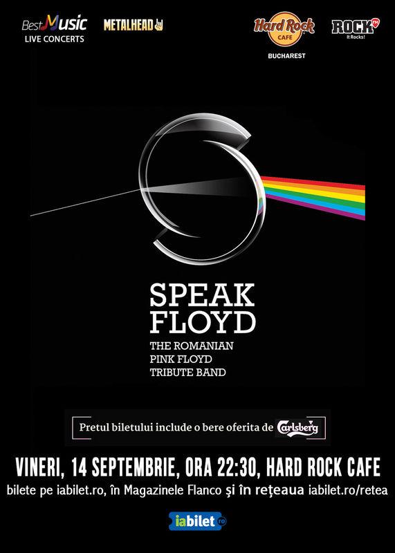 {focus_keyword} Concert Tribut Pink Floyd cu Speak Floyd pe 14 septembrie la Hard Rock Cafe cdd5541b 75ca 41ef a7c7 037450ce00e5