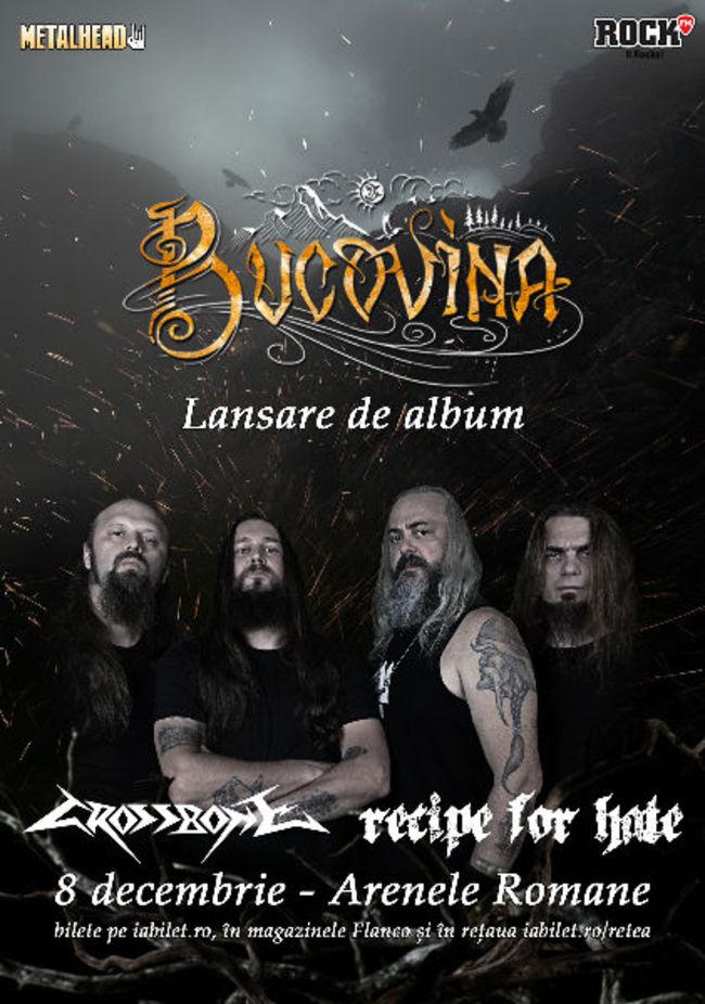 {focus_keyword} Recipe for Hate si Crossbone sunt primele formatii invitate la concertul Bucovina de la Arene 482a4346 2128 4495 aeb7 b732ce4f954b