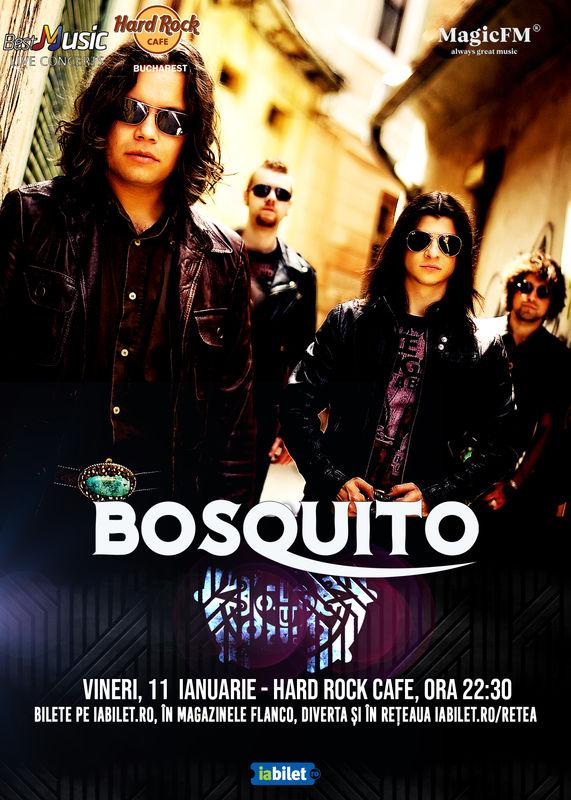 {focus_keyword} Concert Bosquito in Hard Rock Cafe d74c68a7 6038 4da7 83aa 88463837c7d6