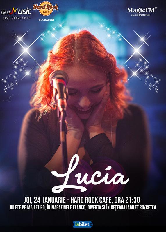 {focus_keyword} Concert Lucia in Hard Rock Cafe 4398a88c a726 44e3 a55e ff85d371ea92