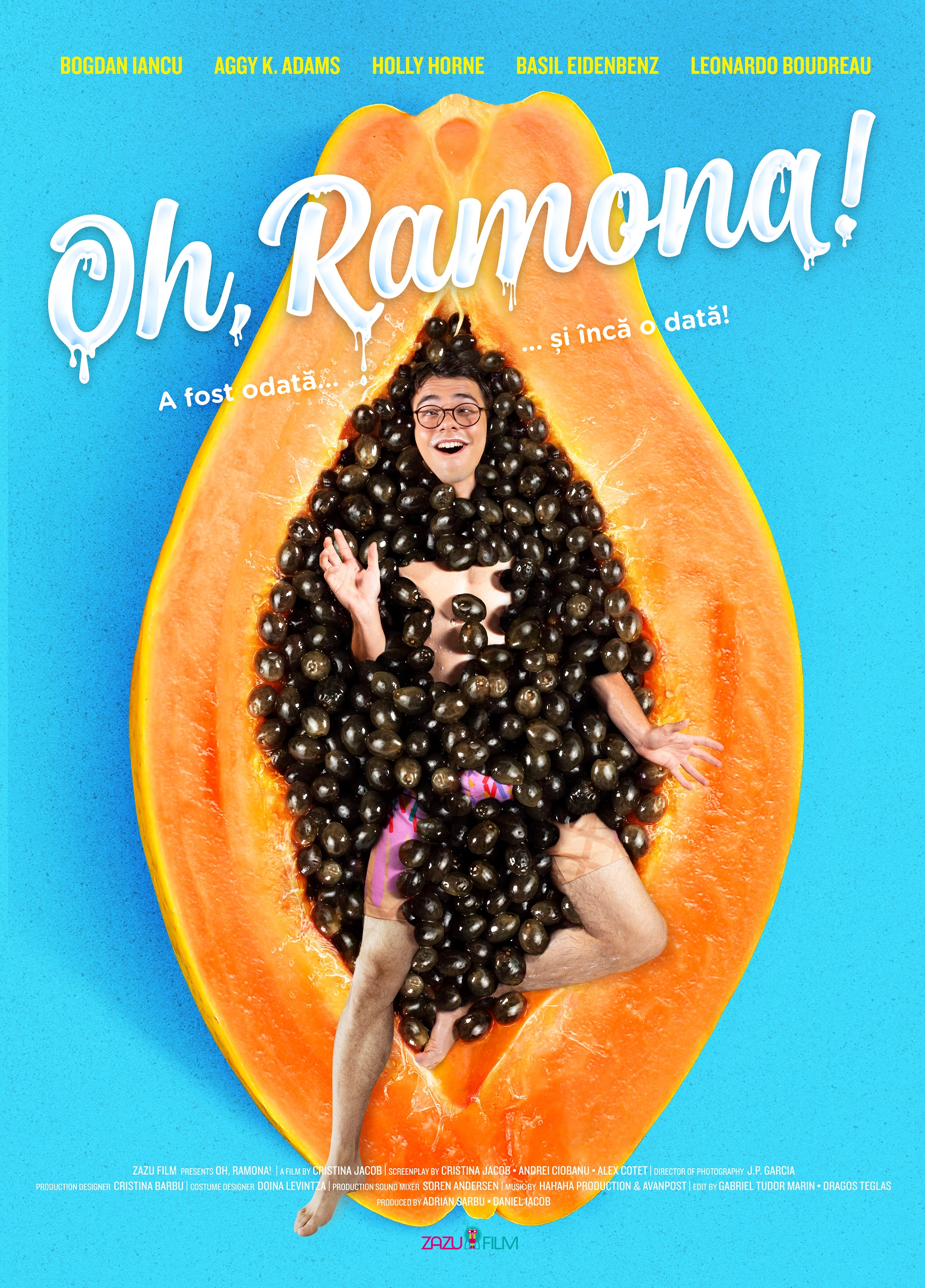 "{focus_keyword} Comedia ""Oh, Ramona!"" de Cristina Jacob, în cinematografe din 14 februarie Afis Oh Ramona"
