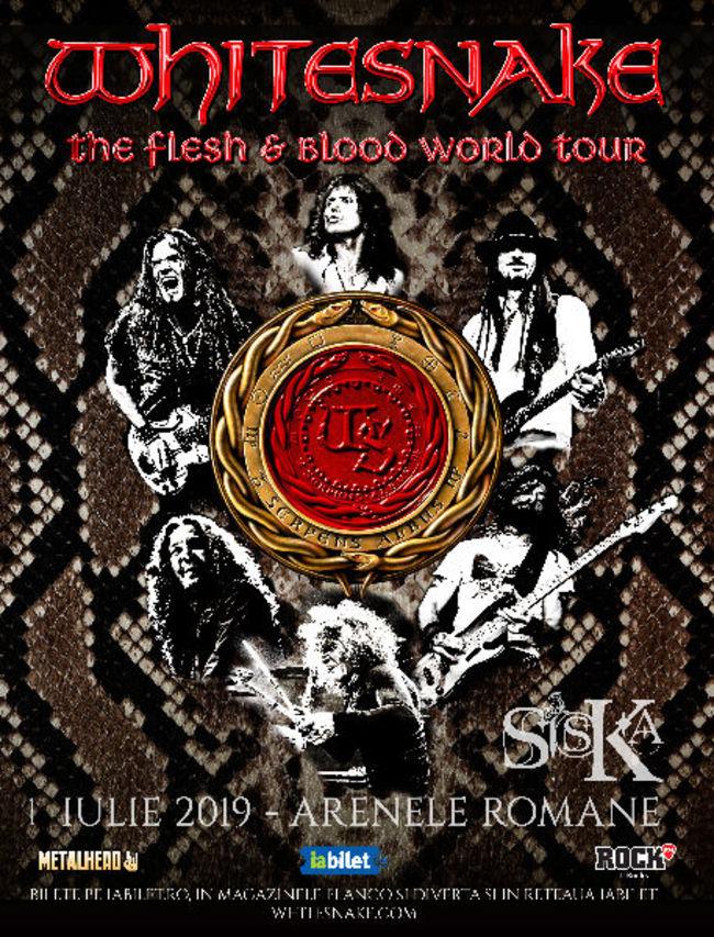 {focus_keyword} Siska va deschide concertul Whitesnake de la Bucuresti 697bfd4b a93f 4043 b487 af00d81c45cf
