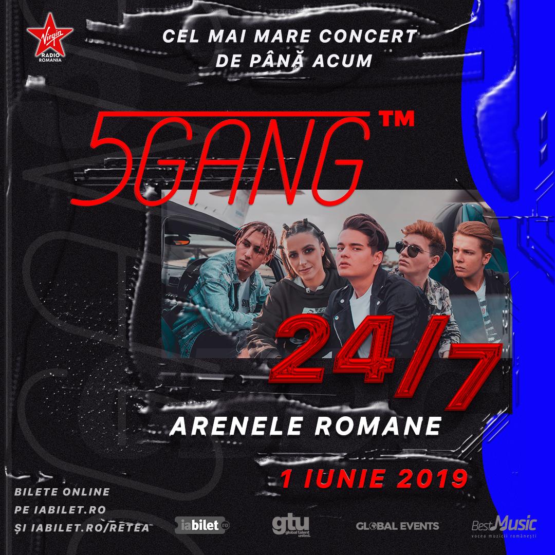 {focus_keyword} Surpriză pentru fanii 5GANG: se pun în vânzare bilete VIP la cele două concerte de la Arenele Romane cacfcfa4 2cab 4ca6 b627 a08475c0eb3a