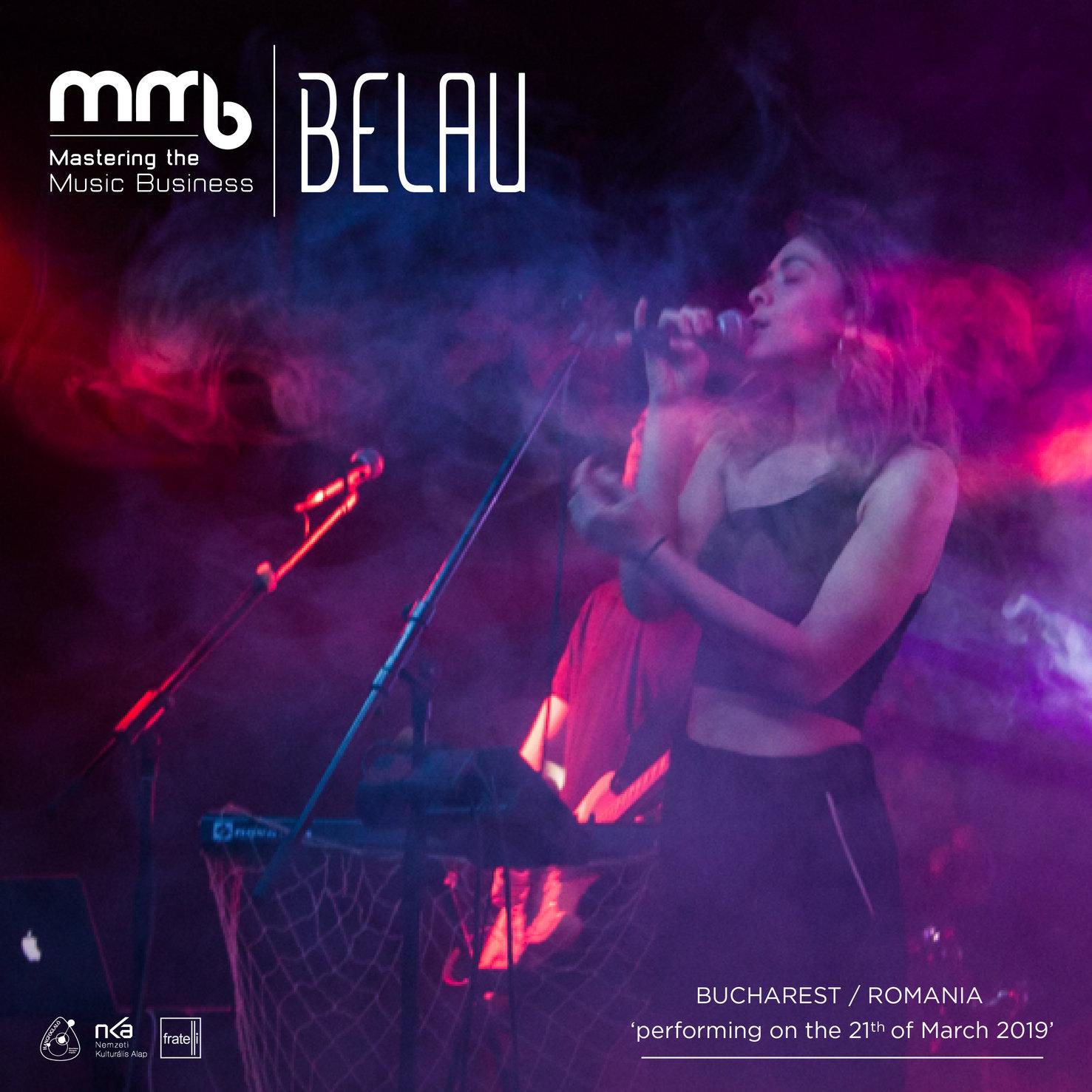 {focus_keyword} O formaţie talentată de muzică electronică va concerta la Bucureşti - Belau îşi continuă turneul la Festivalul MMB mmb cover