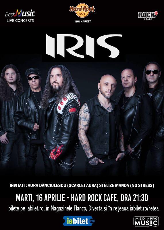 {focus_keyword} Concert IRIS: Lumea toată e un circ in Hard Rock Cafe 477aca47 ad52 4025 8645 b35f252a4a1b