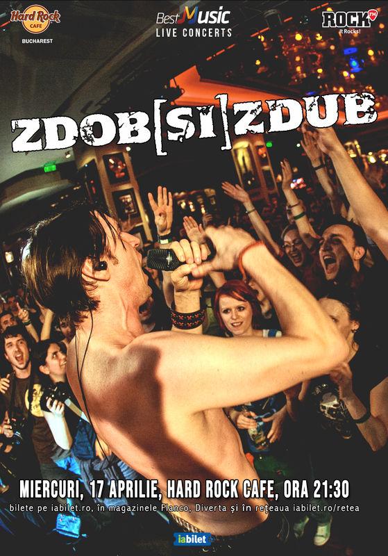 {focus_keyword} Concert Zdob si Zdub in Hard Rock Cafe 6a304be4 d181 485f ba68 6ef2d1fb5773