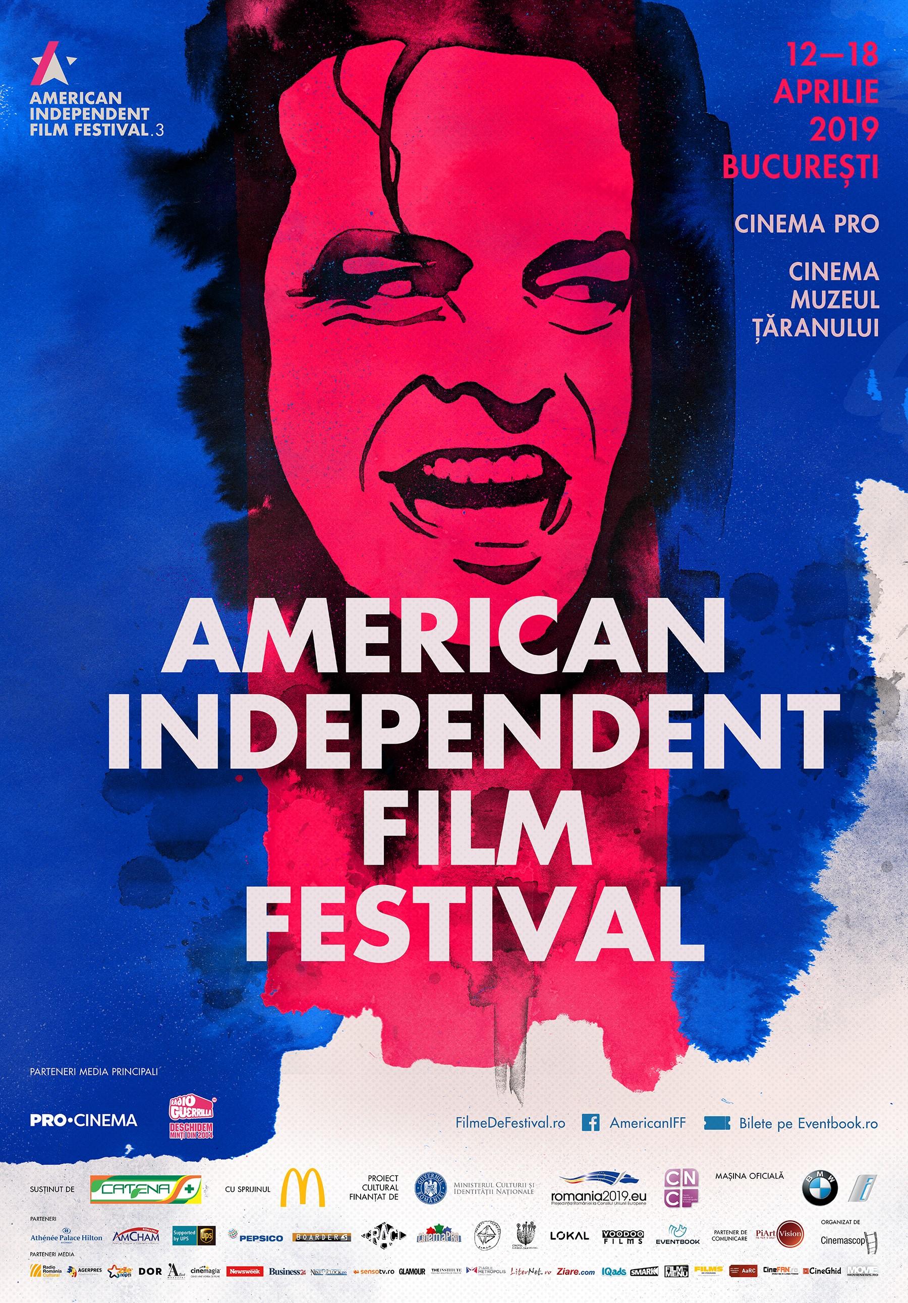 {focus_keyword} Începe American Independent Film Festival! Proiecții cu Skate Kitchen, Mid90s și dezbaterea Skateboarding și Cultura Urbană, în FOCUS Adolescenți Afis AIFF 2019