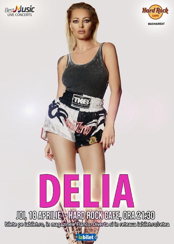 {focus_keyword} Concert Delia in Hard Rock Cafe effba535 4cf1 43b5 9831 c52663c385eb