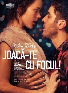 {focus_keyword} PREMIERĂ: JOUEURS / JOACĂ-TE CU FOCUL! - un thriller amoros cu miză, din 17 mai în cinema JOUEURS Afis RO