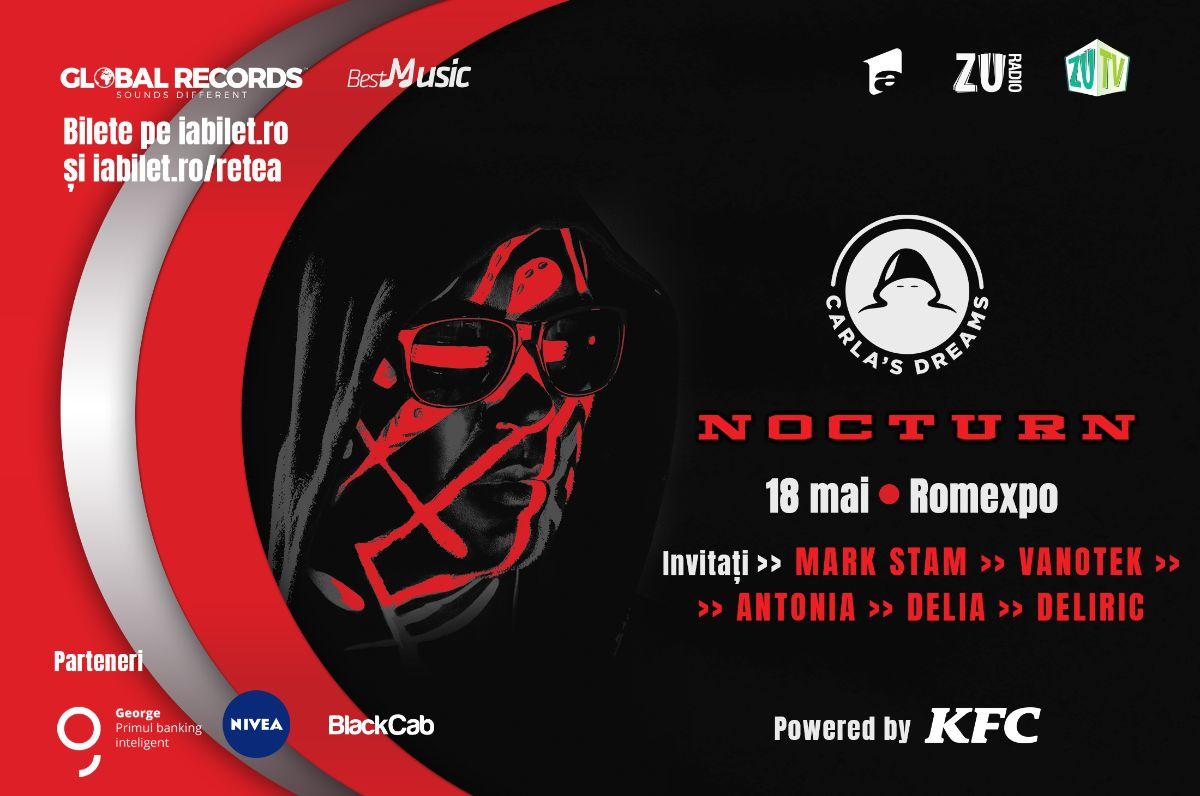 "{focus_keyword} Deliric, invitat special la ""Nocturn"" - concertul Carla's Dreams de la Romexpo de pe 18 mai b9773f46 0130 4495 aa6e e4f2d184f993"