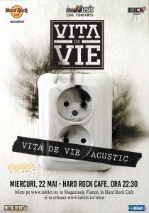 {focus_keyword} Concert Vita de Vie - Acustic in Hard Rock Cafe ef4eabbb ab64 46a4 bfaf 85c778ad524b