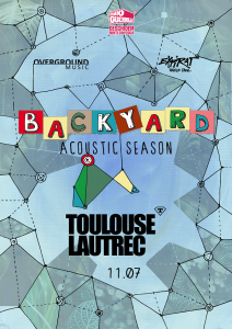 {focus_keyword} Toulouse Lautrec continuă seria de concerte acustice Backyard Acoustic Season pe 11 iulie pe terasa Expirat Halele Carol Toulouse Lautrec backyard