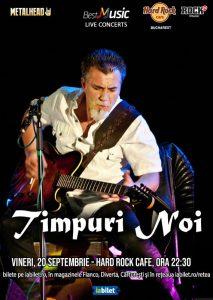 {focus_keyword} Concert Timpuri Noi la Hard Rock Cafe pe 20 septembrie 49221873 987a 4dfc 9ade bb9f3dd714b1