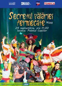{focus_keyword} Musicalul Secretul Pălăriei Fermecate revine pe 29 septembrie, la Palatul Copiilor 7de2da4a d3ff 49cc 9712 29179bc89071