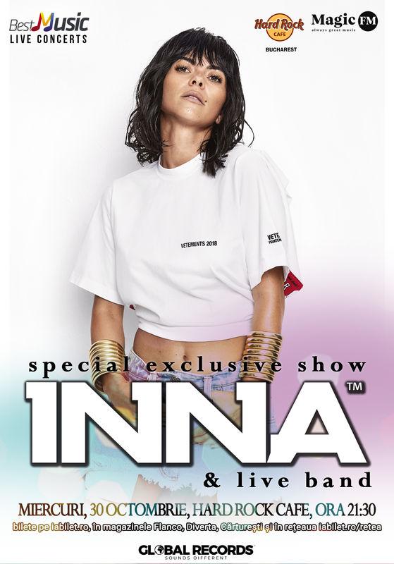 {focus_keyword} INNA - special exclusive show la Hard Rock Cafe pe 30 Octombrie 1cdea4d6 3c8d 48e2 a416 1b7b882ff099