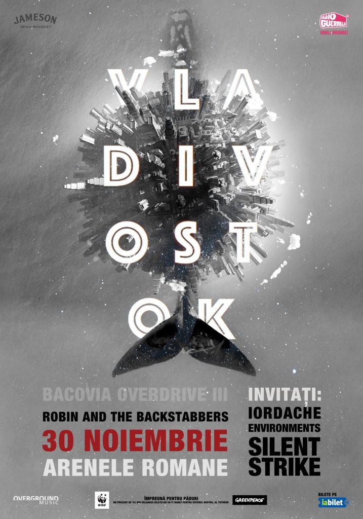 {focus_keyword} Robin and the Backstabbers a lansat albumul Vladivostok. Primul concert din turneu pe 30 noiembrie la Arenele Romane din București 30 nov cu invitati