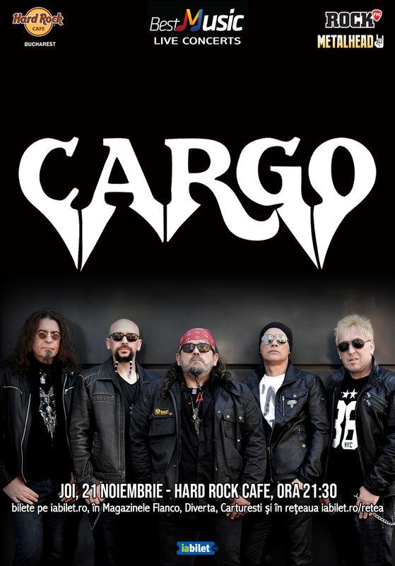 {focus_keyword} Concert Cargo la Hard Rock Cafe pe 21 Noiembrie adc68e02 57dd 46a3 8144 b46c87b4090c