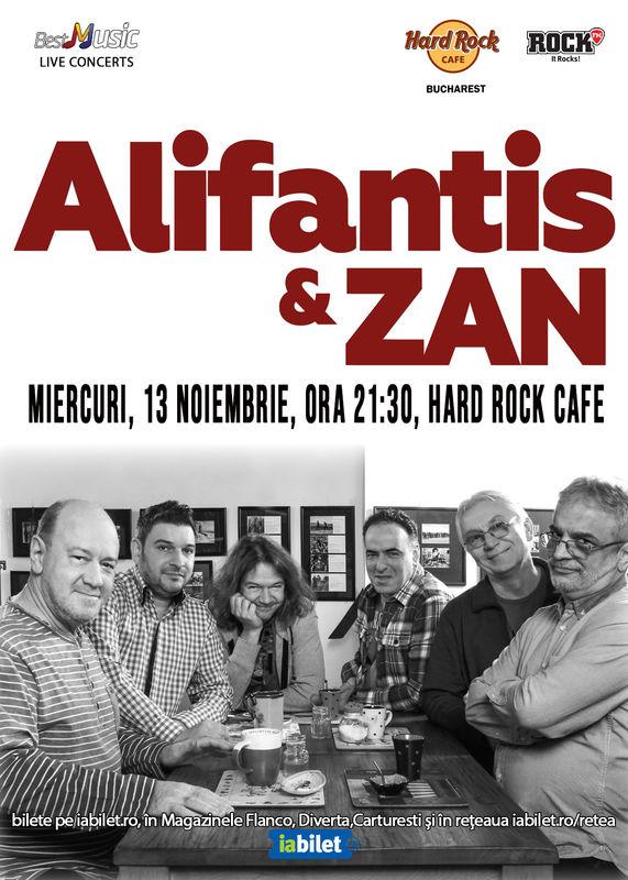 {focus_keyword} Concert Alifantis & ZAN la Hard Rock Cafe pe 13 Noiembrie dc819108 d226 4a30 9f4c 95c08bdc536c