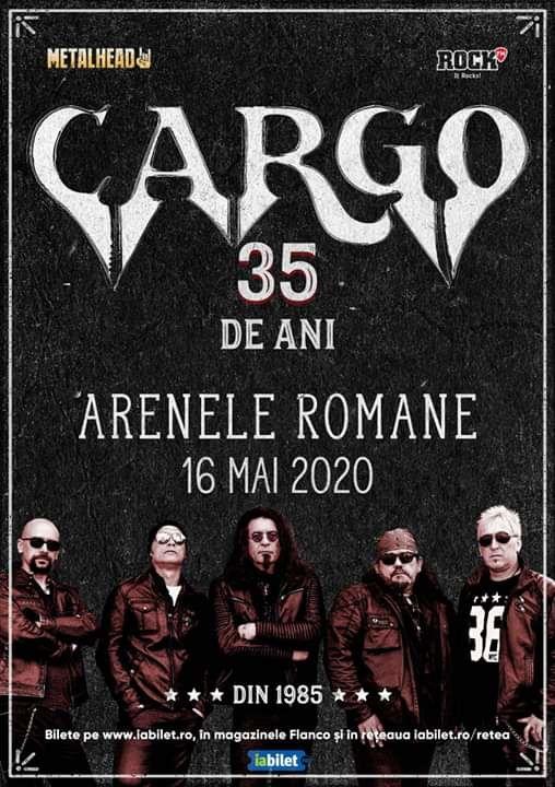 {focus_keyword} Cargo 35 de ani - Show Aniversar la Arenele Romane pe 16 mai 545831d9 0cd3 47d4 a9f3 53df8576558d