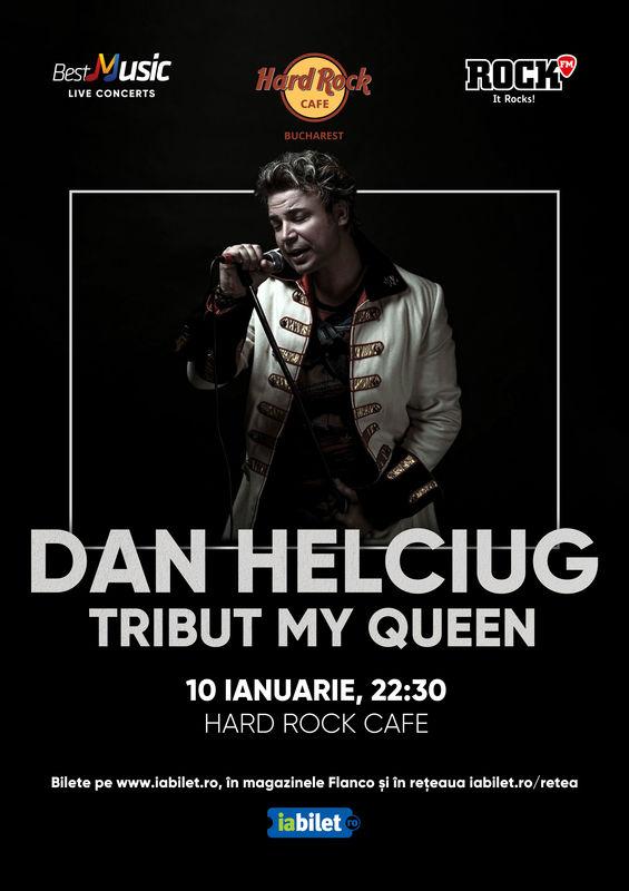 {focus_keyword} Concert Tribut Queen - My Queen cu Dan Helciug la Hard Rock Cafe pe 10 Ianuarie e338319d 5901 4413 9c0c a0864ec6ae49