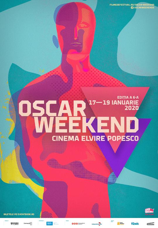 {focus_keyword} Atlantics și Those Who Remained în premieră pe marele ecran în România, la Oscar Weekend, între 17 și 19 ianuarie, la Cinema Elvire Popesco oscar weekend poster
