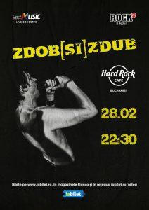 {focus_keyword} Concert Zdob si Zdub la Hard Rock Cafe pe 28 Februarie 87ac1dc2 b41e 48d0 a72a 1ecdea6564dd