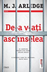 """{focus_keyword} Scriitorul britanic M. J. Arlidge vine pentru prima dată în România pentru lansarea romanului """"De-a v-ați ascunselea"""", la Editura Trei De a v ati ascunselea"""