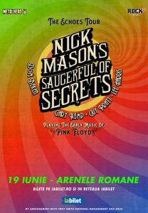 {focus_keyword} Nick Mason's (Pink Floyd) Saucerful Of Secrets la Arenele Romane pe 19 Iunie b83dad62 7231 4a20 9fd7 5d87ac67e75c