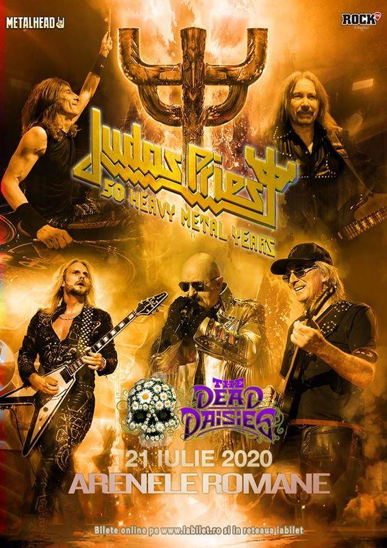 {focus_keyword} The Dead Daisies vor deschide concertul Judas Priest f0dbff0a 90e0 4a6a 97b3 41c6e162257b