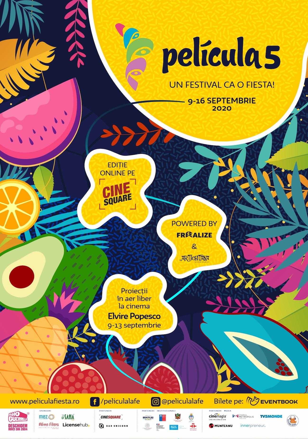 {focus_keyword} Proiecții în aer liber la a 5-a ediție Película 9-13 septembrie 2020, la Cinema Elvire Popesco afe231e9 b871 4927 b7a8 bcbf9d8f2db3