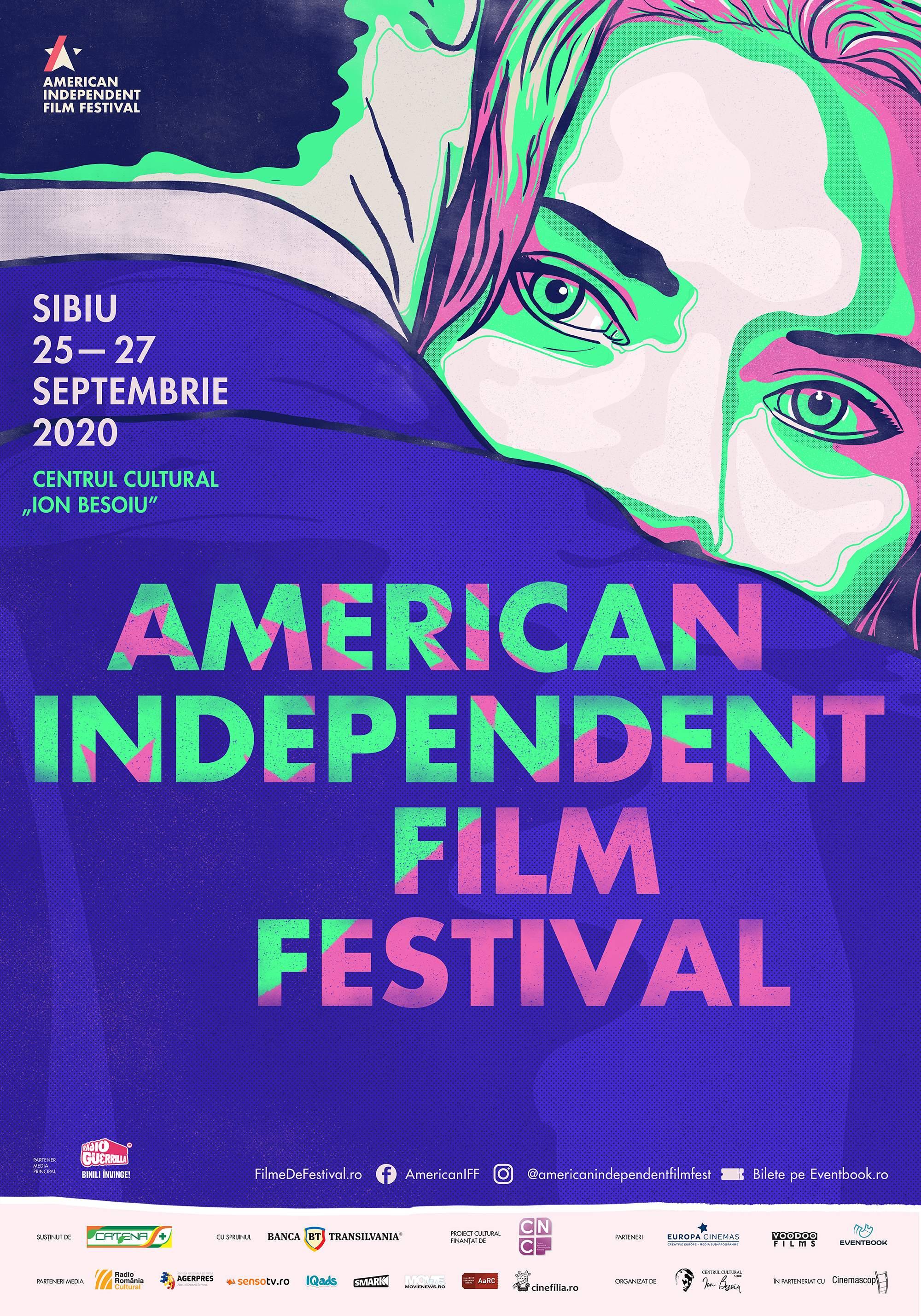 {focus_keyword} American Independent Film Festival vine la Sibiu (25-27 septembrie) AIFF20SB poster  1